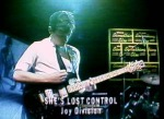 "Something Else - Joy Division ""She's Lost Control"""