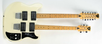 c.1981 Shergold Custom Double 6/12
