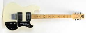 1977 Shergold Custom Masquerader six string guitar