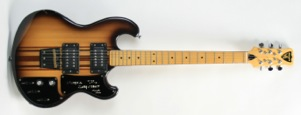1991 Shergold Limited Edition Masquerader six string guitar