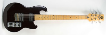 1980 Shergold Modulator six string bass